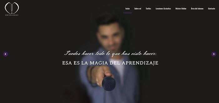 Clases de canto online en Sevilla