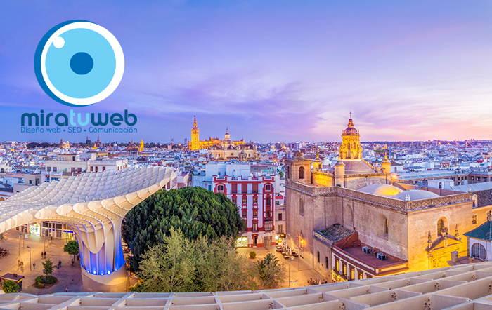 Posicionamiento del diseño web en Sevilla