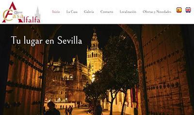 Apartamento turístico en Sevilla