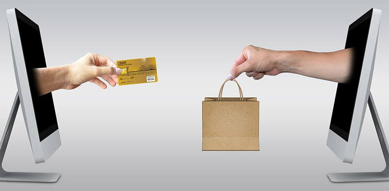 Tienda online en páginas web