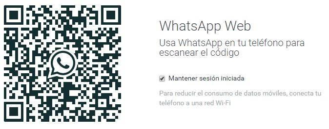 WhatsApp en el ordenador, con Whatsapp Web