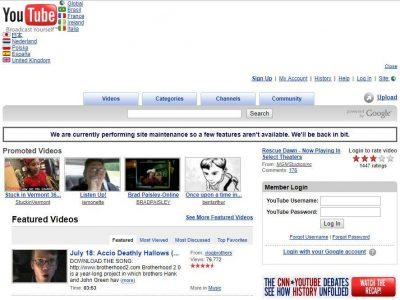 Cómo ha cambiado el diseño de páginas web en pocos años
